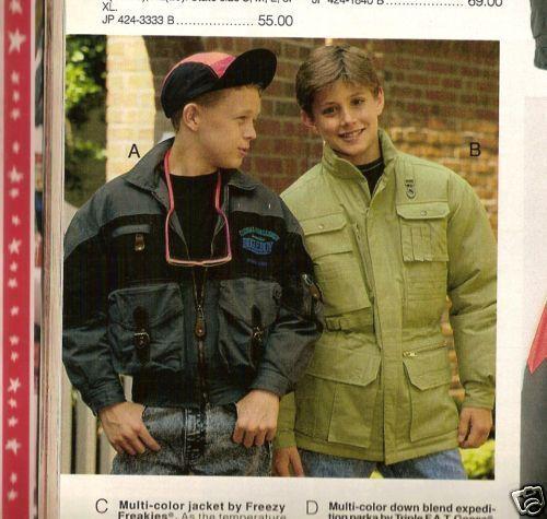 小時候擔任模特兒的 Jensen Ackles