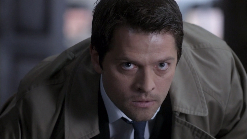 Castiel killed demons