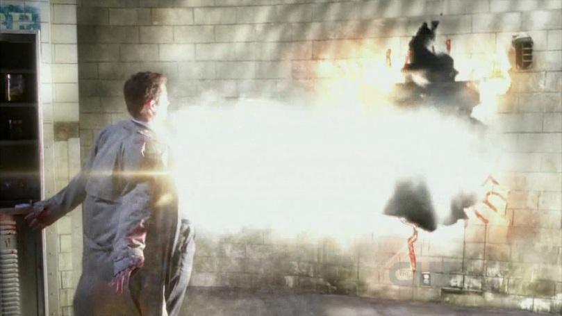 把體內靈魂還回去的 Castiel