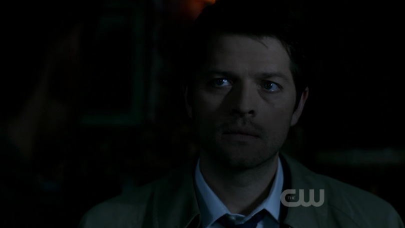 Dean argued with Castiel