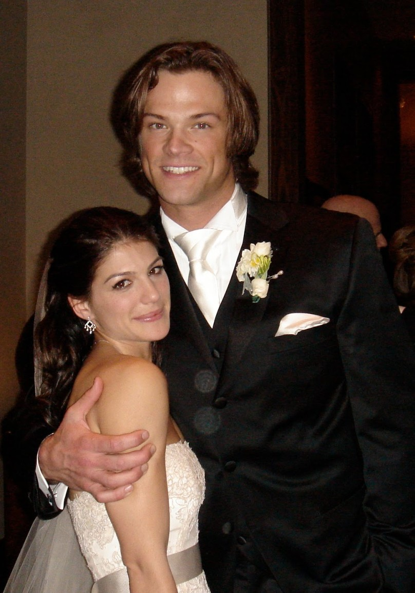 Jared Padalecki and Genevieve Cortese Wedding