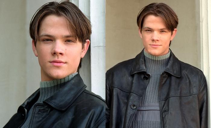 Jared 在 Gilmore Girls 當中飾演青春美少年 Dean Forester