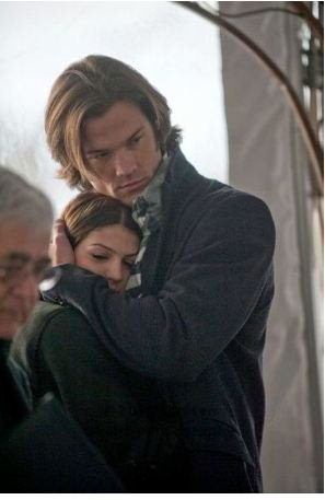 Jared Padalecki and Genevieve Cortese Wedding-Rehearsal