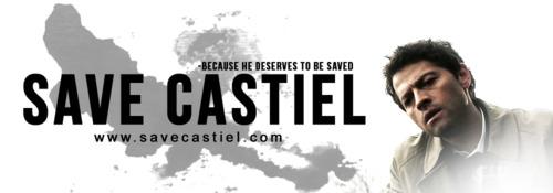 Save Castiel