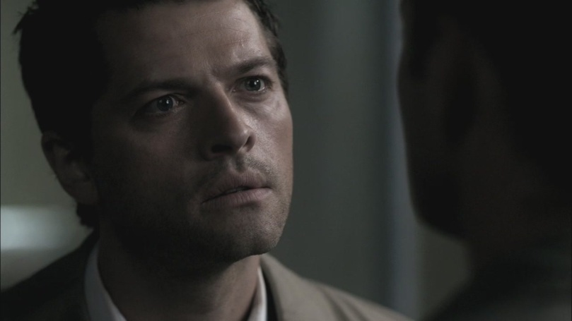 Castiel: I need your help because you are the only one who'll help me. Please.