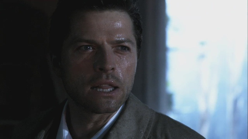 Castiel: But today, you're my little bitch.