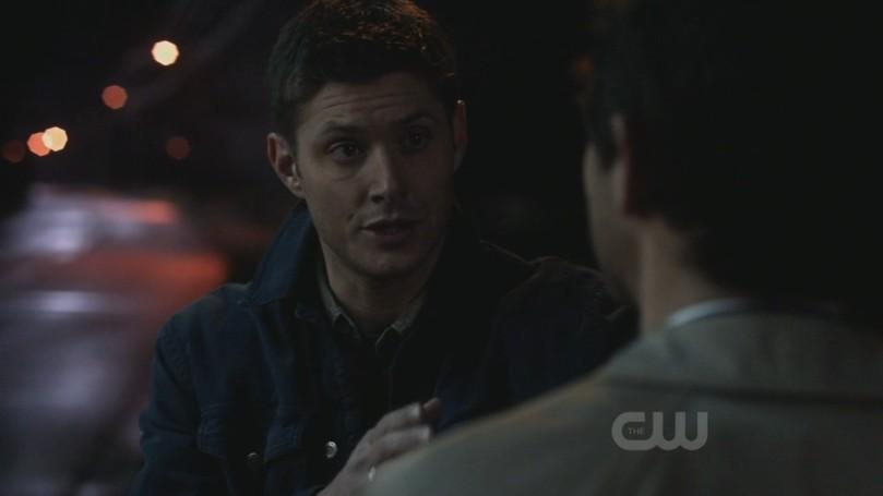 Dean: Don't ever change.