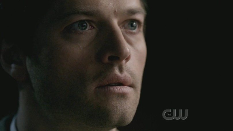 Castiel 看 Dean