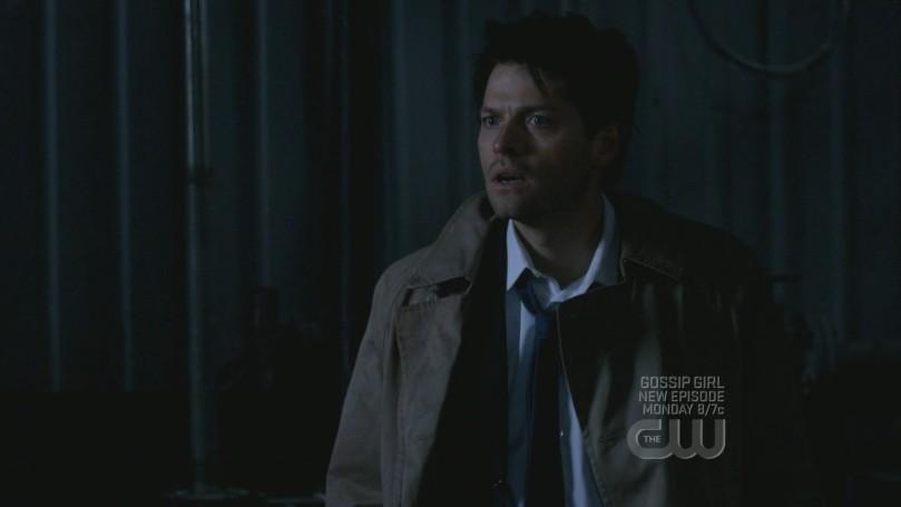 Jimmy: Ugh, Castiel. I'm not Castiel. It's me.