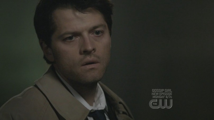 Castiel: I learned my lesson while I was away, Dean. I serve heaven, I don't serve man, and I certainly don't serve you.