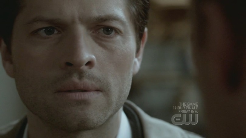 Dean: If there is anything worth dying for... this is it.