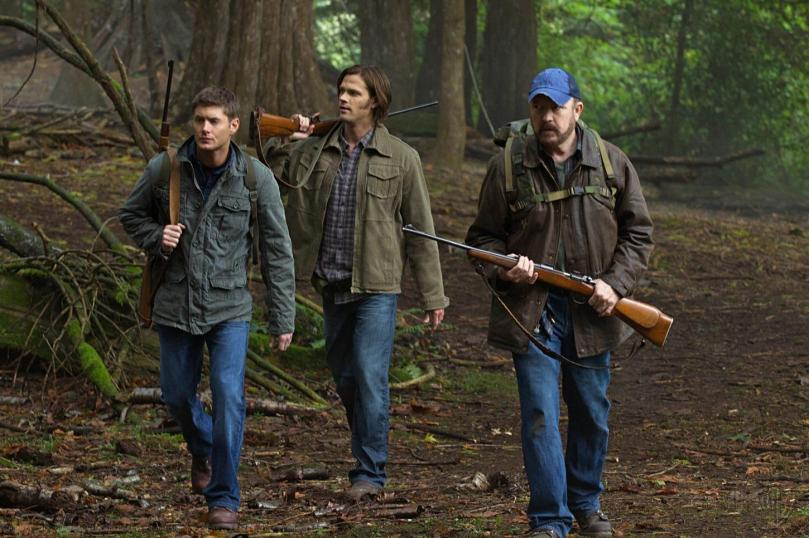 Supernatural 7x09 - How To Win Friends And Influence Monsters