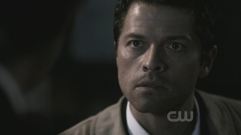 Castiel: A year ago, you would have done whatever it took to win this war.