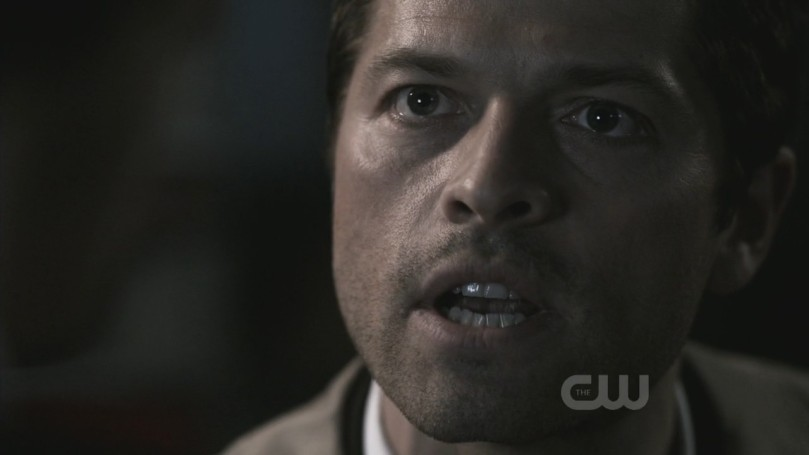 Castiel: You didn't! And I can't take that chance.