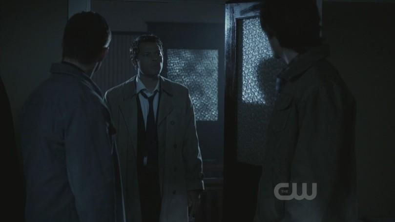 被 Jesse 恢復原狀的 Castiel