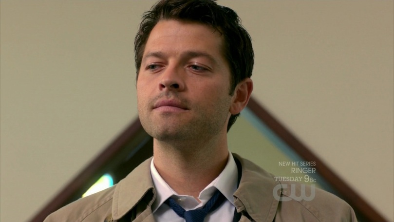 Castiel as the new God
