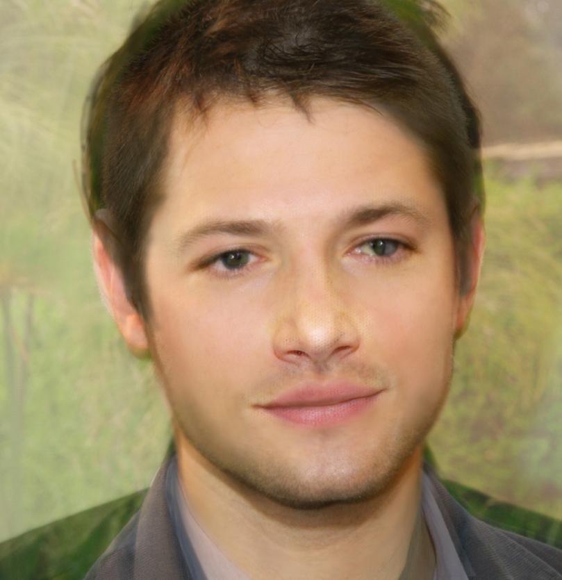 Misha 加上 Jensen