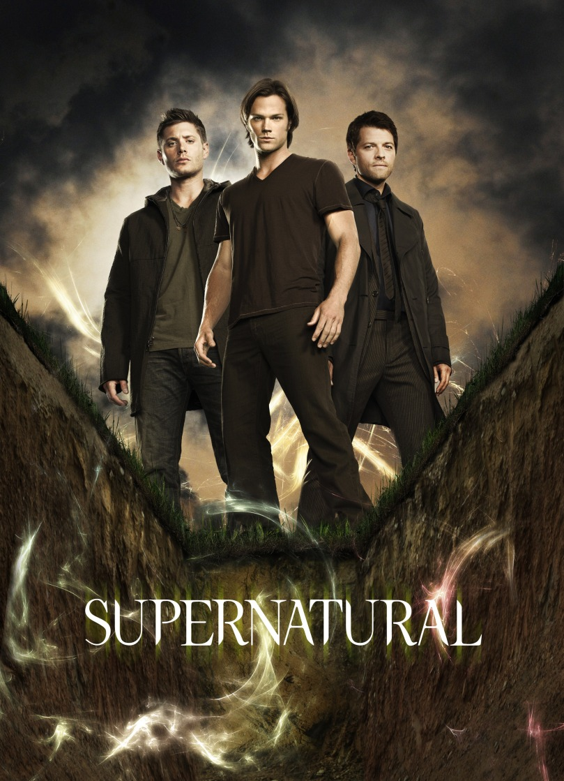 Supernatural Season 6 Promo - Dean Winchester, Sam Winchester, and Castiel