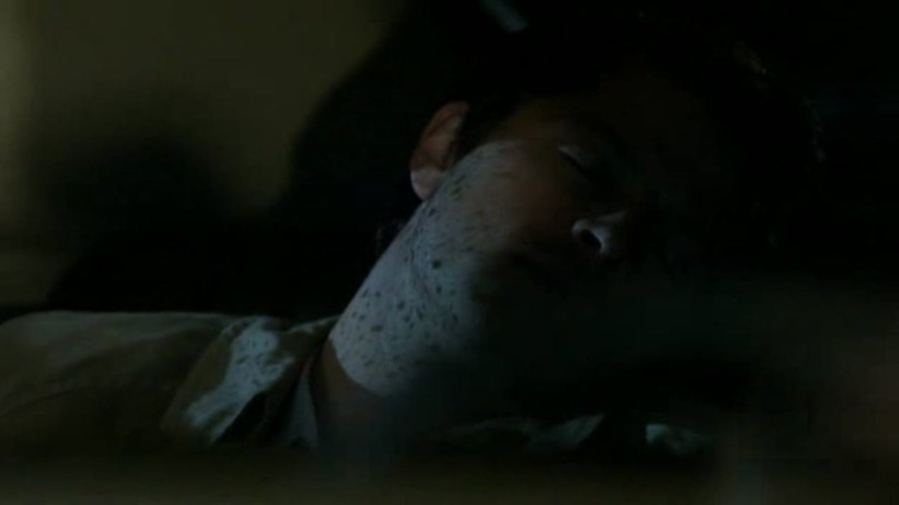 Supernatural 5x22 - sleepy angel