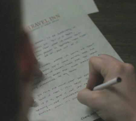 Dean's Goodbye Letter