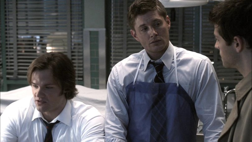 Sam: Naturally! Dean: Of course we do.