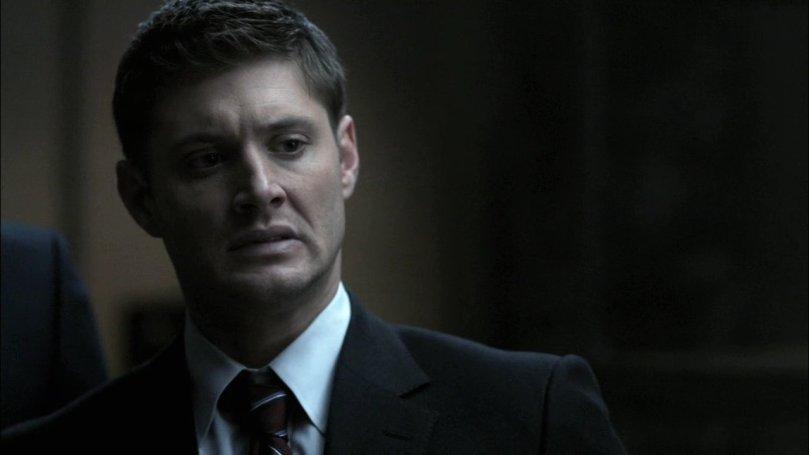 Dean: 可憐的寶貝,你居然慘叫了...