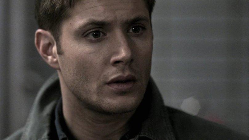 Dean: Cas,拜託不要這樣,連你都這樣我該怎麼辦?
