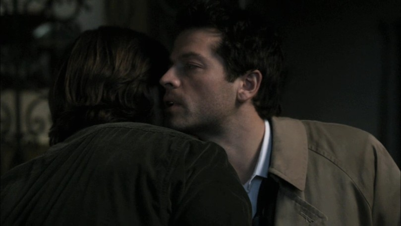 Castiel: Don't ask stupid questions.
