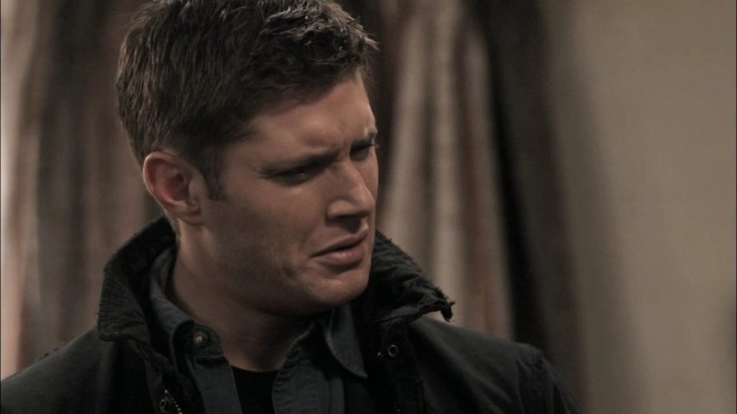 Dean: 什...什麼鬼?你剛說什麼來著?飲酒作樂嗎?