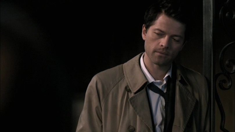 Castiel: Poor example of one.