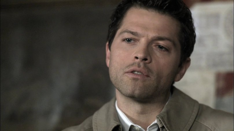 "Castiel: Maybe they ""wrongly"" assumed Dean would be brave enough to withstand them."