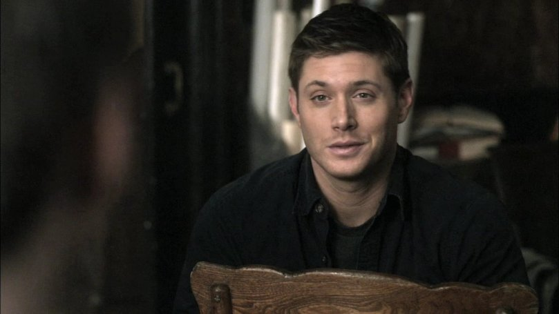 "Dean: We're working on ""the power of love."""