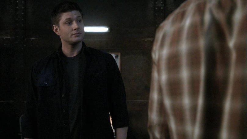 Dean:寶貝你再這樣看我,我就要把你抓去爽一下了呦~
