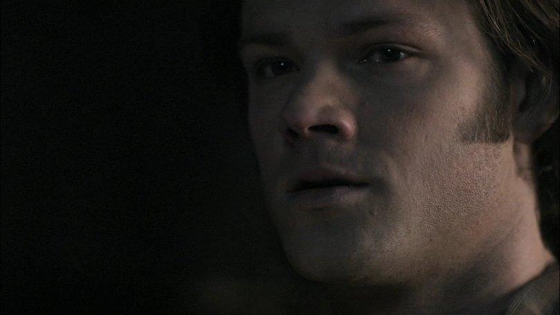 被 Dean 氣哭的 Sam