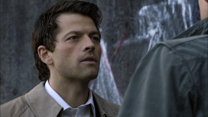 Castiel:是自殺沒錯,但這樣至少我就不用眼睜睜看著你去當別人的 vessel。