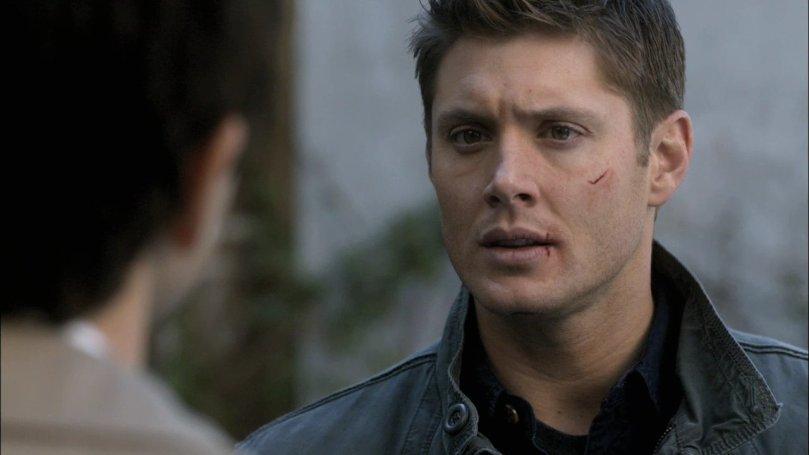 Dean:...馬的你是故意講給我難過的是不是啊?