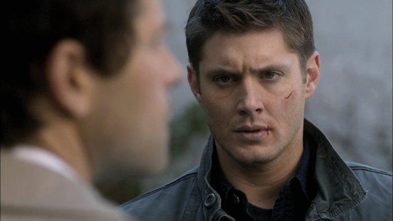 Dean:寶貝你手上拿這麼大把美工刀是打算幹甚麼!!??