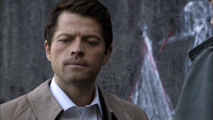 Castiel:Well...我應該要好好說聲再見,不過很抱歉我還是沒辦法好好的說出口。
