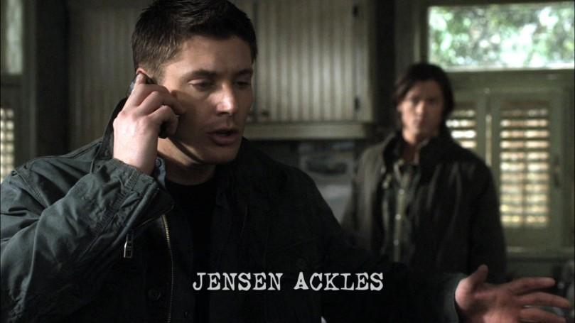 Dean: You want to elaborate?(你這傢伙,是要我單腳跪在你面前才要講嗎?)