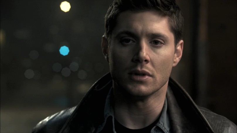 Dean: You listen to me, you junklessisissy -- We are not giving up!
