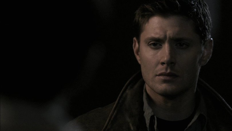 Dean: Cas...你知道我不可能丟下我弟弟一個人被 Michael 殺掉...