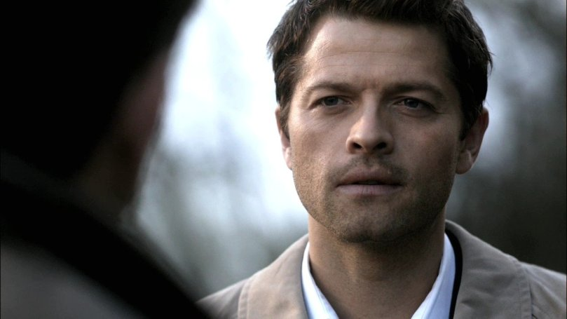 Castiel: That's a nice compliment. But no.