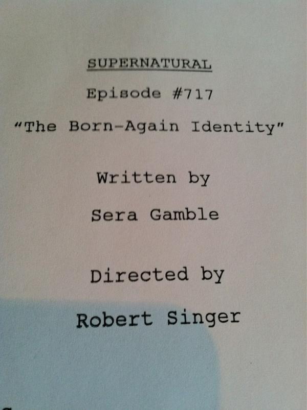 Supernatural 7x17