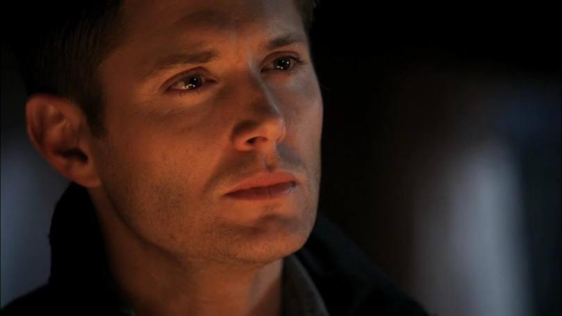 Dean 也一副很想哭的感覺