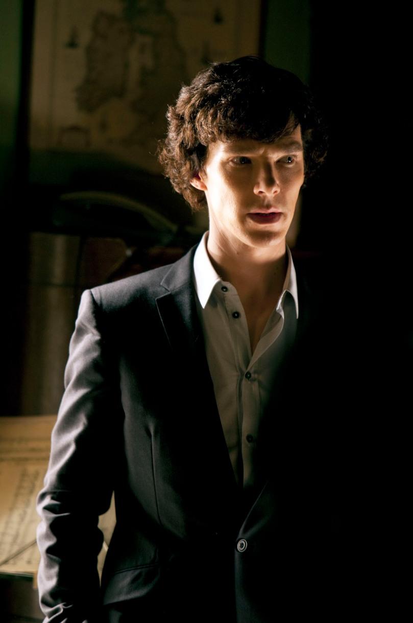 Sherlock 的優雅時尚風