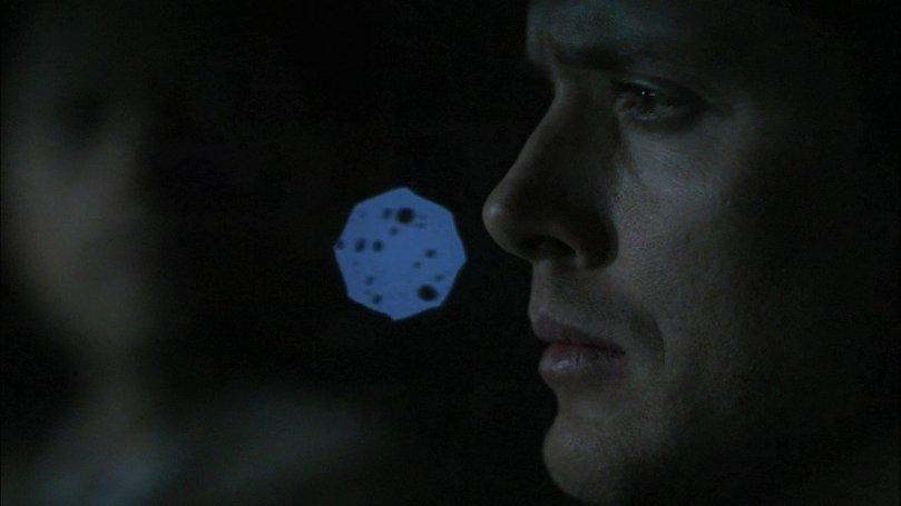 知道自己已經失去弟弟再也無法挽回,打心裡希望當初 Cas 沒有把他救回來