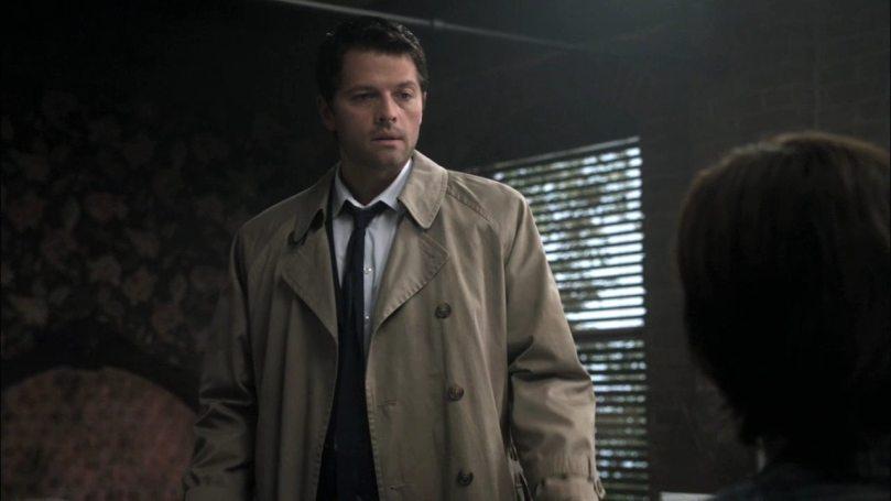 Castiel: Dean 跟我的確是有比較深的羈絆...(我就是愛他多一點你們是想怎樣啦)