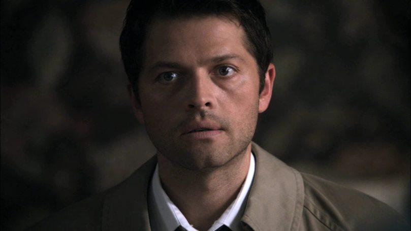 這時候的 Castiel,眼神又回到以前的模樣,漂亮藍眼睛依舊迷人。