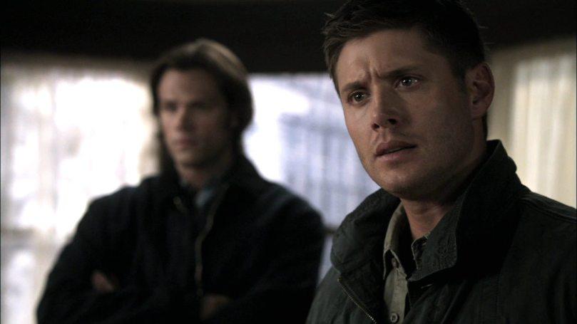 Dean: Cas!你到底是在說甚麼?你到底是怎麼了?