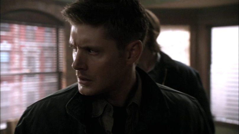 現在才發現 Castiel 那邊真的是發生一堆的事情,Dean 開始理解為什麼這個小天使焦慮成這樣